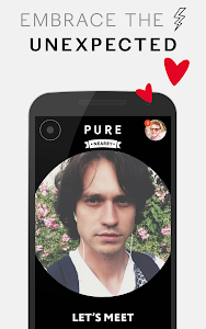 PURE Fling, Flirt & Hookup App screenshot 1