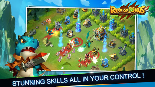 Rise of Dinos for PC