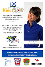 Photo: WBNS 10TV Commit To Be Fit Kids Club Poster