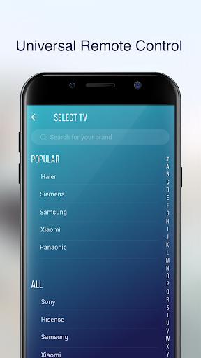 Universal Remote Control : Smart TV Apk apps 1