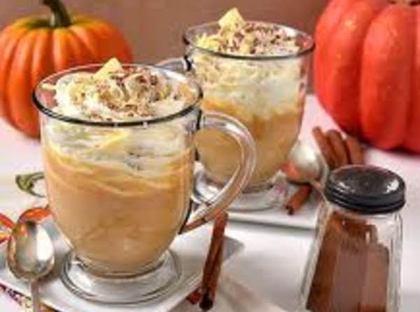 Drink Your Pumpkin Pie Recipe