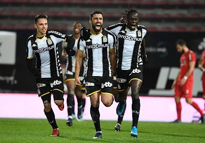 Rezaei offre la victoire à Charleroi et met fin à la belle série d'Eupen