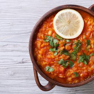 Greek Style Lentil Soup