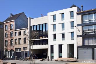 Photo: Gestapelde Stad - Antwerpen / Finalist(e) 2013