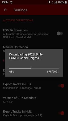 GPS Logger 2.2.5 screenshots 8