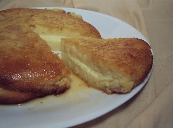 Custard Filled Dutch Babies Recipe