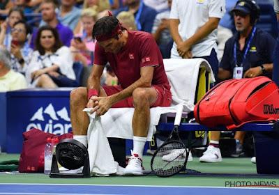 Roger Federer a connu des difficultés pour son entrée en matière au tournoi de Bâle