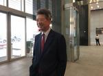 喬曉陽訪港講憲法 湯家驊引述:港獨非言論自由屬違憲