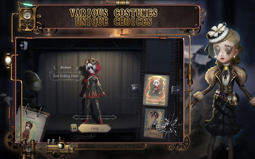 Screenshot for Identity V in Hong Kong Play Store