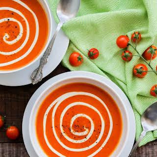 5 Ingredient Tomato Soup.