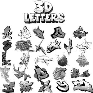 Tải Easy 3D Lettering Thiết kế APK