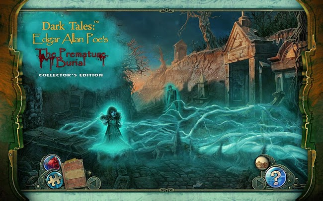 Dark Tales: Buried Alive Free- screenshot thumbnail