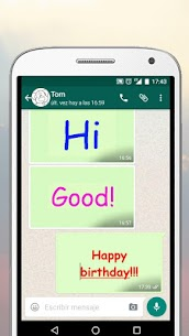 Big Texts & Fonts For WhatsApp Download for android 3