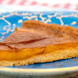 Norfolk Treacle Tart Recipe