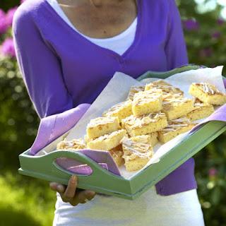 Lemon Glazed Pound Cake (Lactose-Free)
