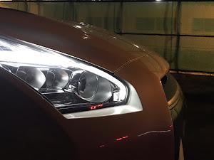 NISSAN GT-R  2014のカスタム事例画像 タニユキさんの2018年11月14日12:17の投稿