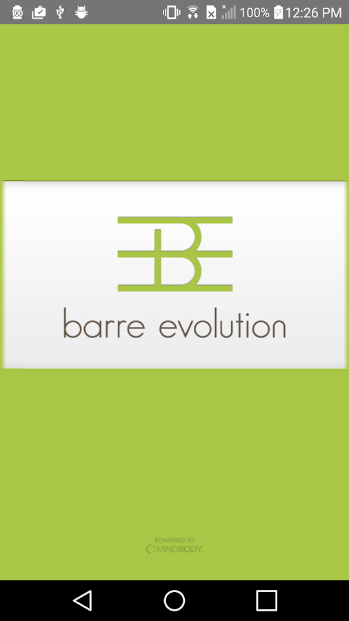 Barre Evolution- screenshot