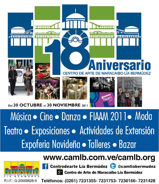 Photo: Afiche Aniversario