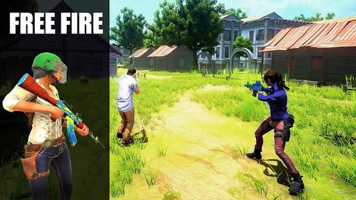 New Legend Fire Squad: Free-Fire-Battleground 3D 1.0.2 screenshots 3