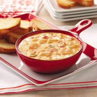 Seafood Cheese Dip.