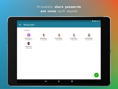 Dashlane Free Password Manager Screenshot