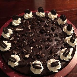 No Bake Dark Chocolate Oreo Tart Recipe