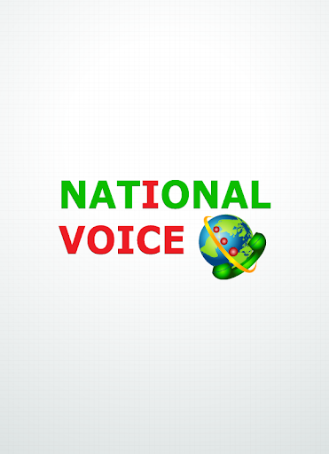 National Voice