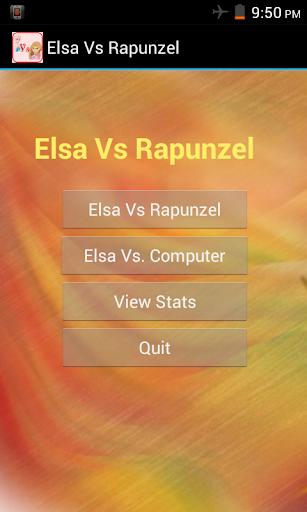 Elsa vs Rapunzel: Tik-Tak-Toe