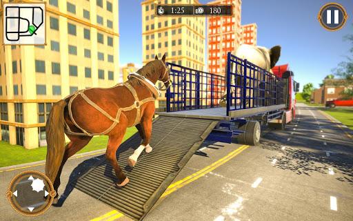 Wild Animal Transporter Truck Simulator Games 2018 screenshots 1