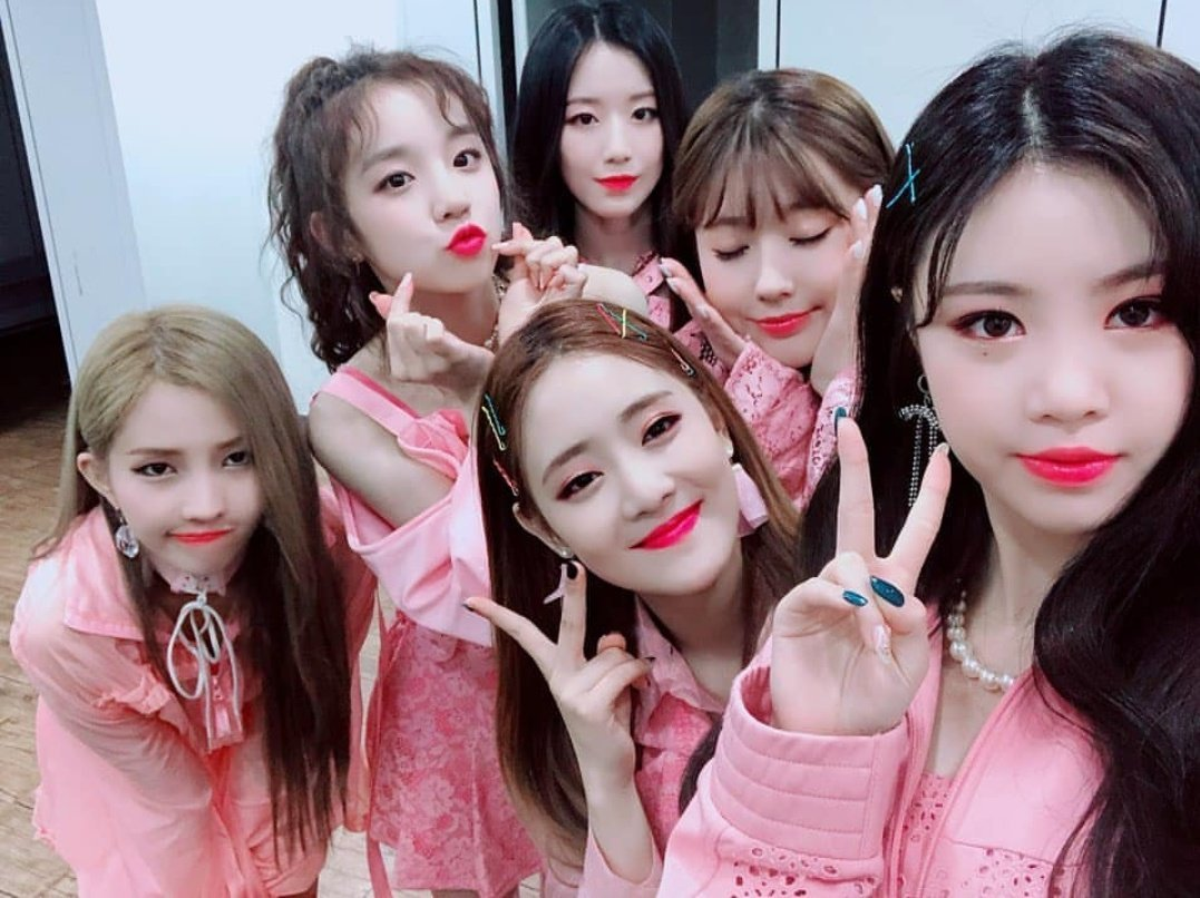gidle personality