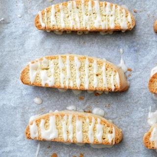 Powder Sugar Glaze For Biscotti Recipes