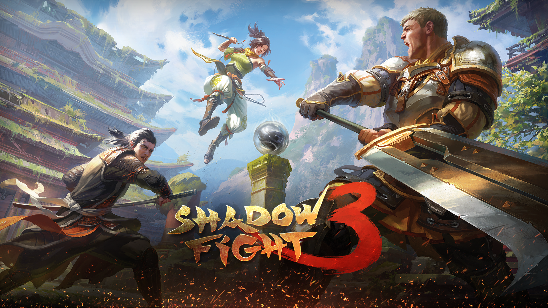 Shadow Fight 3 Mod Apk (Freeze Your Enemy) 6