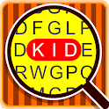 Kids Word Search icon