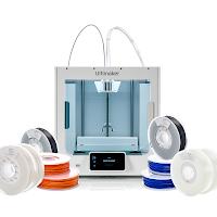 Ultimaker S3 3D Printer - Starter Bundle