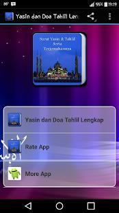 Yasin dan Doa Tahlil Lengkap - náhled