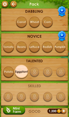 Word Farm Cross 1.0.5 screenshot 2093976