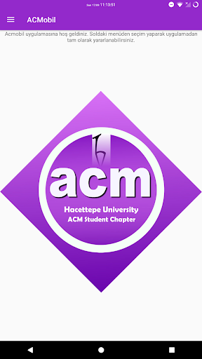 ACMobil for Android apk 2