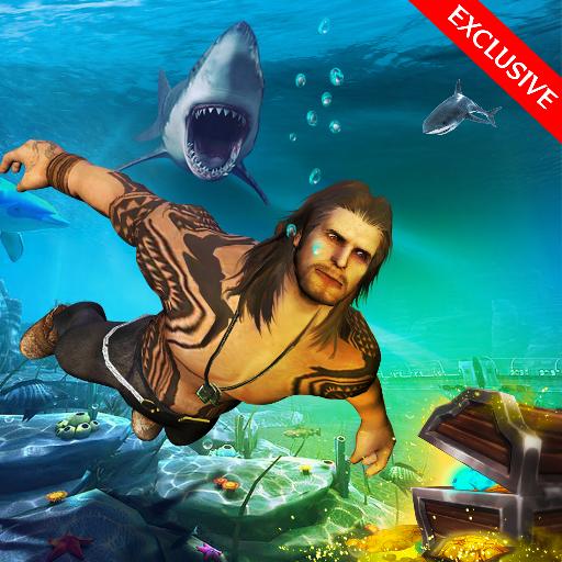 Baixar Incredible Superhero Aquaman : Underwater Hero para Android