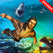 Incredible Superhero Aquaman : Underwater Hero