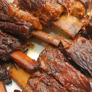 Sweet and Spicy Country-Style Ribs