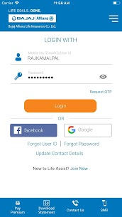 Bajaj Allianz Life – Life Assist App Download For Android and iPhone 1