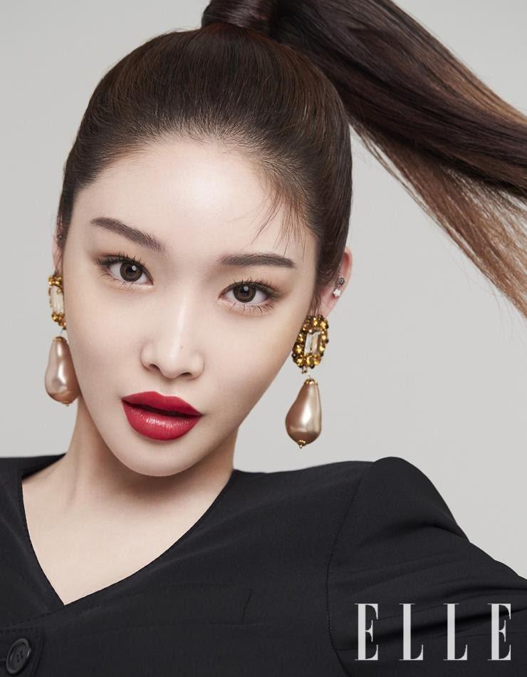 chungha makeup 11