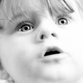 What's that! by Ami Hawker - Babies & Children Children Candids