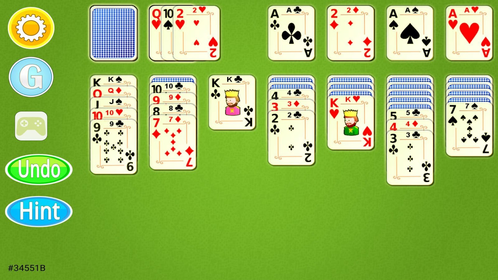 mobile solitaire online