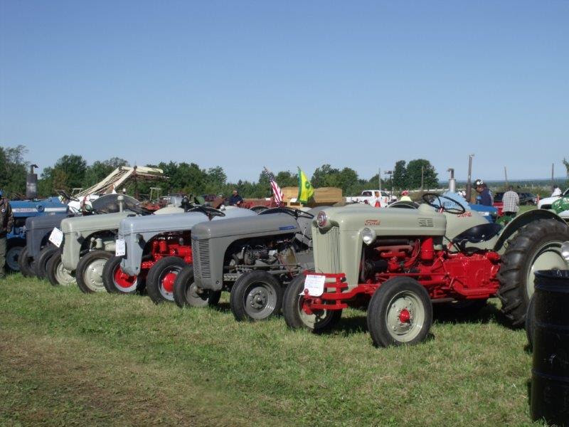 Threshing Show September 12, 2014