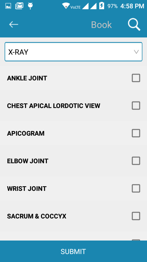 OKAY Diagnostic Centre- screenshot