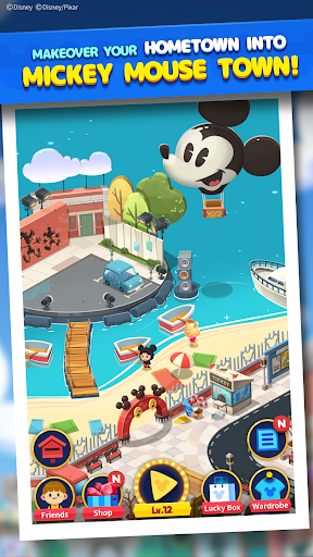 Disney POP TOWN  screenshots 5