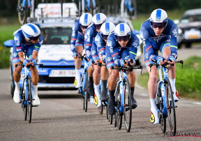 Wanty-Groupe Gobert au BinckBank Tour
