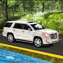 Real Land Cruiser new game 2019 : free car games icon