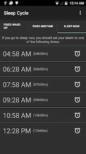 Sleep Cycle- screenshot thumbnail